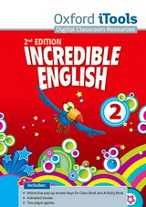 Incredible English (Second Edition) Level 2 iTools DVD-ROM