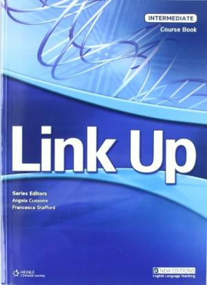 Link Up Intermediate Students Book with CD