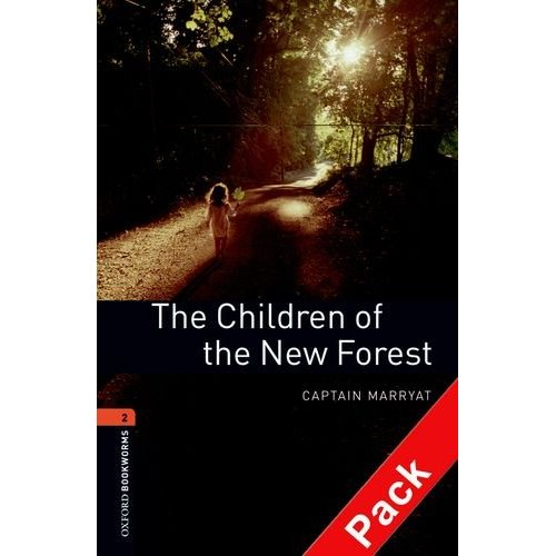The Children of the New Forest Audio CD Pack