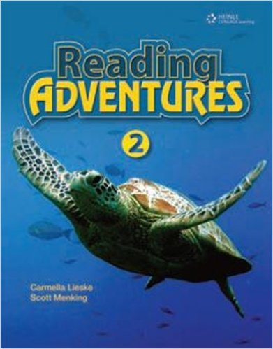 Reading Adventures 2 Audio CD/DVD Pack