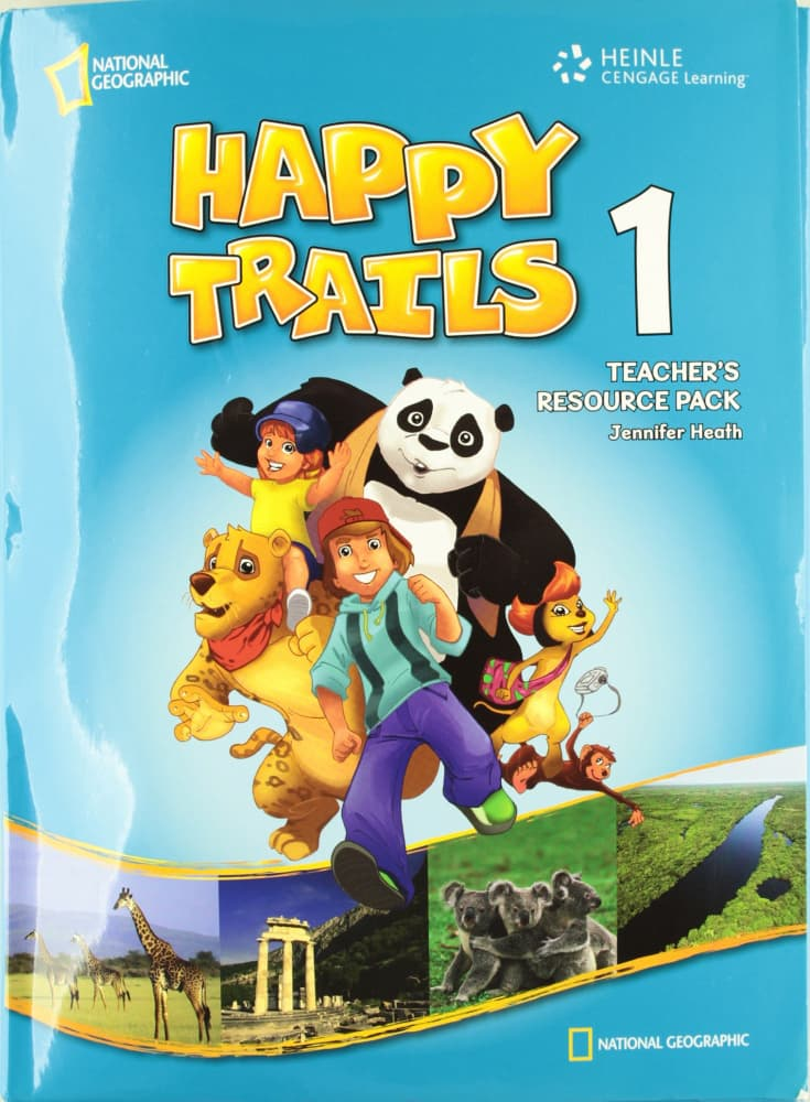 Happy Trails 1 Teacher Resource Pack