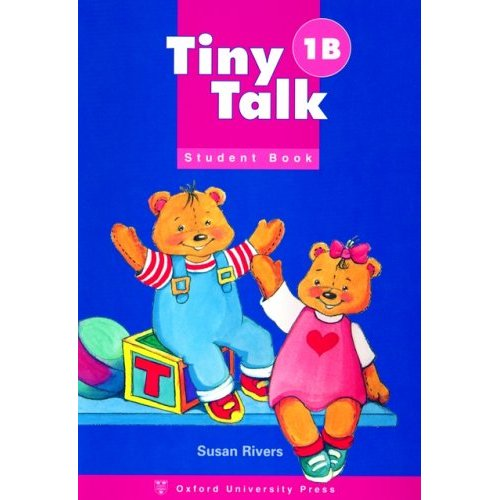 Tiny Talk 1 Student Book (B)