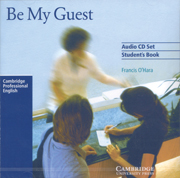 Be My Guest Audio CDs (2) (Лицензия)