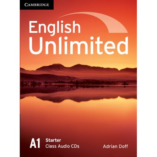 English Unlimited Starter Class Audio CDs (2) (Лицензия)