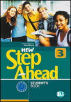 New Step Ahead 3 Student's Book + CD-ROM