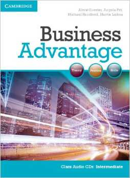 Business Advantage Intermediate Audio CDs (2) (Лицензия)