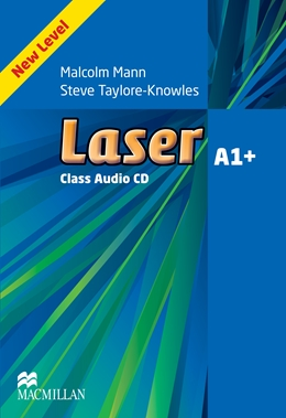 Laser Third Edition A1+ Class Audio CD (Лицензия)
