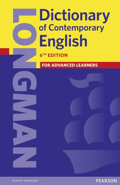 Longman Dictionary of Contemporary English 6th Edition Paper