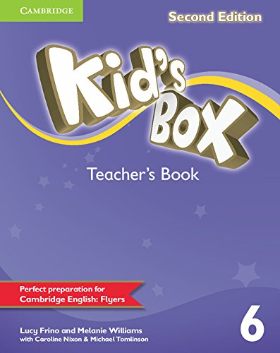 Kid's Box Second Edition 6 Teacher's Book