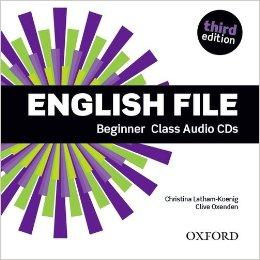 English File Third Edition Beginner Class Audio CDs