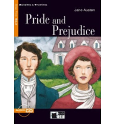 Reading & Training Step 5: Pride and Prejudice + Audio CD