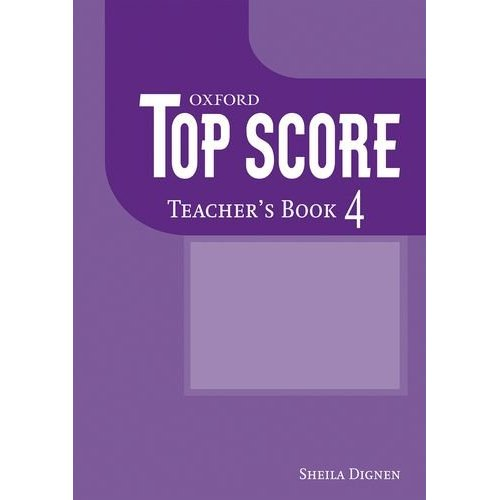 Top Score 4 Teacher's Book