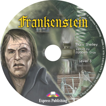 Graded Readers Level 3 Frankenstein Audio CD