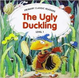Primary Classic Readers Level 1: Ugly Duckling with Audio CD