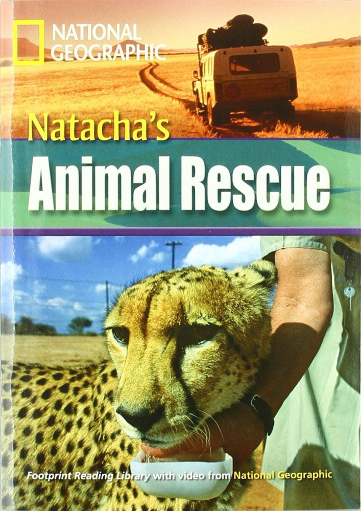 Fotoprint Reading Library C1 Natacha's Animal Rescue with CD-ROM