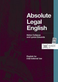 Delta Business English: Absolute Legal English B2-C1 Coursebook with Audio CD
