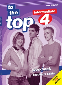 To the Top 4 Workbook Teacher's Edition
