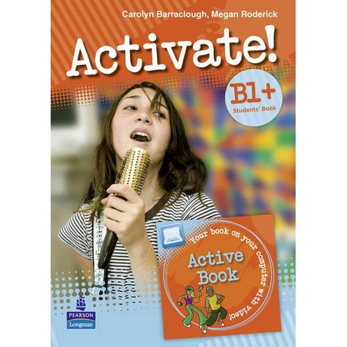 Activate! B1+ Student's Book and Active Book Pack