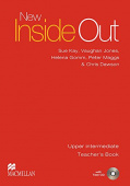New Inside Out Upper Intermediate + eBook Teacher's Pack