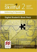 Skillful Second Edition 2 Listening and Speaking Digital Student's Book Premium Pack