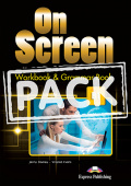 On Screen Revised B1 Workbook & Grammar Book (with Digibook App.)