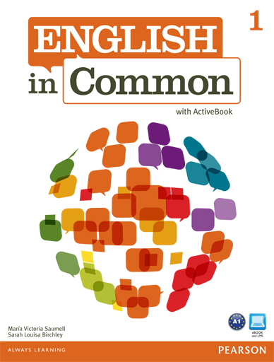 English in Common 1 Student's Book with ActiveBook