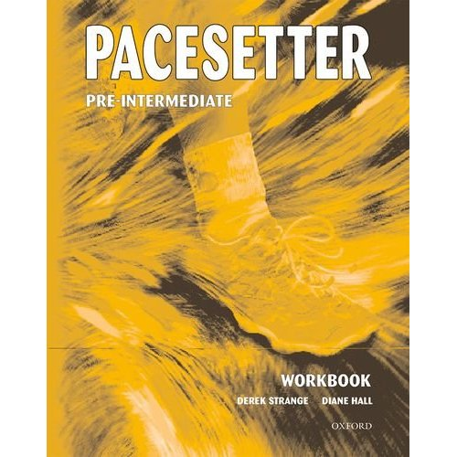 Pacesetter Pre-Intermediate Workbook