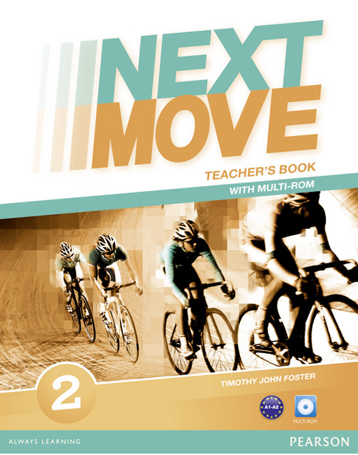 Next Move 2 Teacher's Book & Multi-ROM Pack