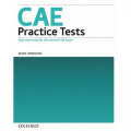 CAE Practice Tests (Oxford)