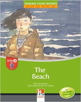 Helbling Young Readers Level A: The Beach with CD-ROM/Audio CD