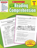 Scholastic Success with Reading Comprehension, Grades 5