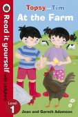 Ladybird: Topsy and Tim: At the Farm  (PB)