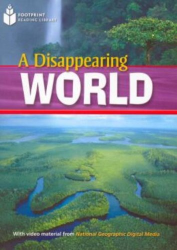 Fotoprint Reading Library A2 A Disappearing World