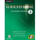 Touchstone Second Edition 3 Teacher's Edition with Assessment Audio CD/CD-ROM