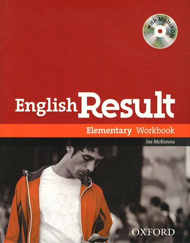 English Result Elementary Workbook Without Answer Booklet