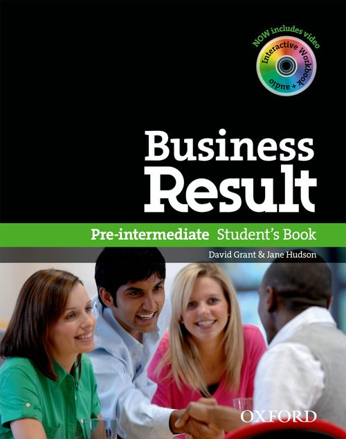 Business Result Pre-Intermediate Student's Book Pack  with DVD-ROM