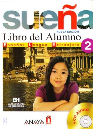 Suena 2. Libro del Alumno + 2 CD Audio