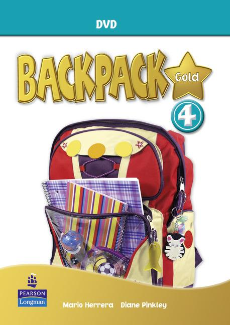 Backpack Gold Level 4 DVD