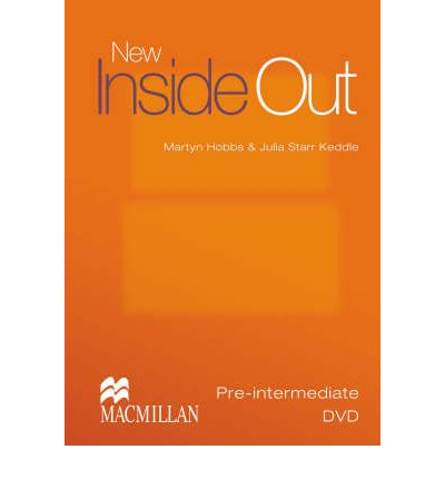 New Inside Out Pre-Intermediate DVD