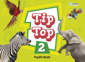 Tip Top 2: Pupil's Book + Ebook + Stickers