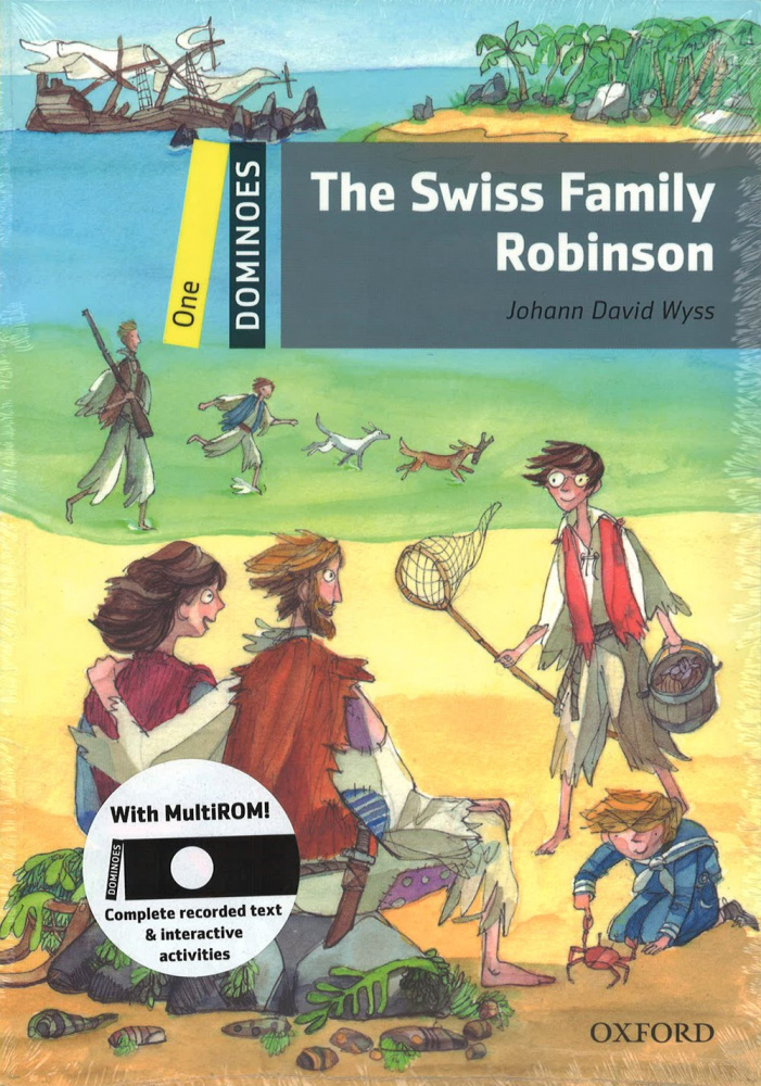 Dominoes 1 Swiss Family Robinson Pack