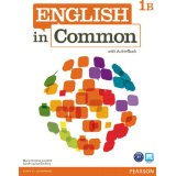 English in Common 1B Student Book and Workbook with ActiveBook