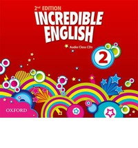 Incredible English (Second Edition) Level 2 Class Audio CD