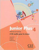Junior Plus 4 Audio CD collectifs (3)