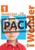 iWonder 1 Teacher's Book (interleaved with Posters)