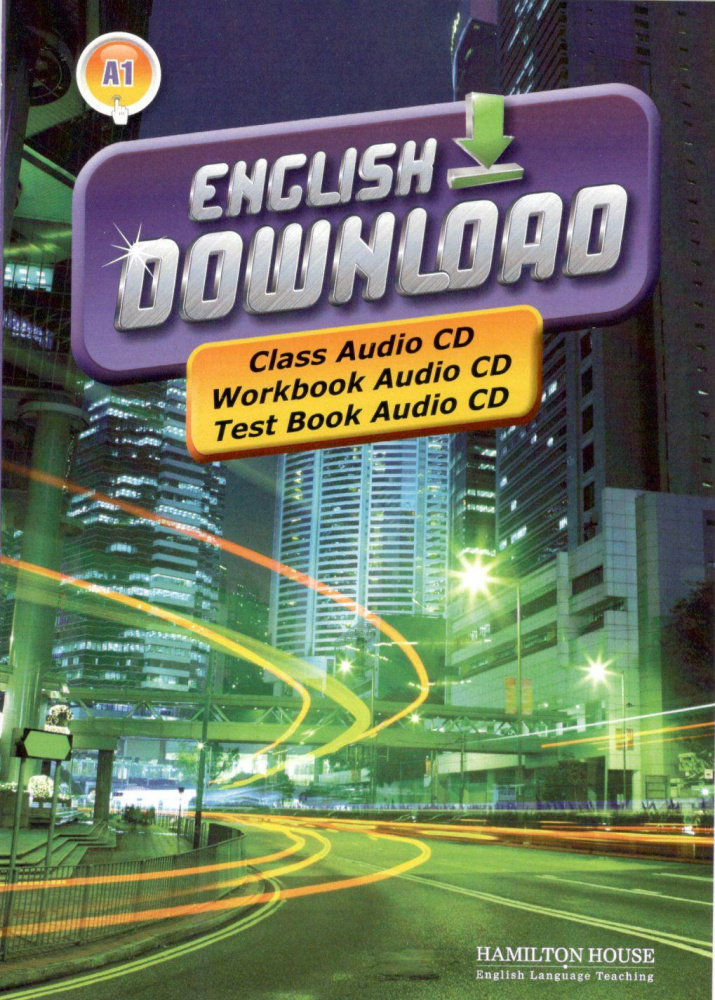 English Download [A1]:  Class Audio CDs