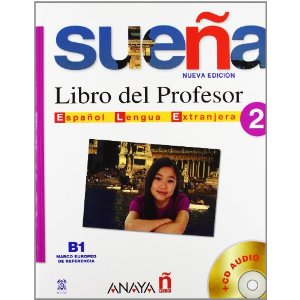 Suena 2. Libro del Profesor + 2 CD Audio