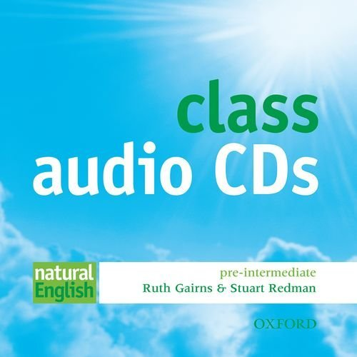 natural English Pre-Intermediate Class Audio CDs (2)