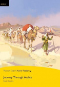 Penguin English Active Reading Level 2: Journey Through Arabia Book & Multi-ROM with MP3 Pack