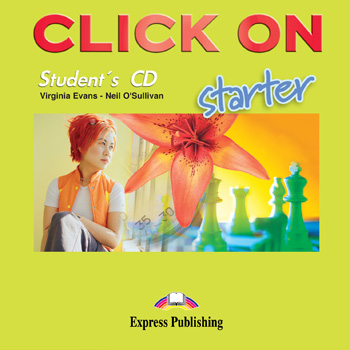 Click On Starter Student's Audio CD
